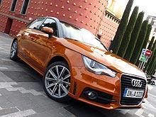 Тест-драйв Audi A1 Sportback: продвинутый гаджет - Audi