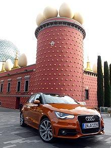 Тест-драйв Audi A1 Sportback: продвинутый гаджет