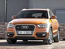 Audi Q3 – обладатель премии «OFF ROAD AWARD 2012» - Audi