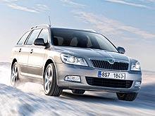 В Украине автомобили Skoda назвали №1 по качеству в 2011 году - Skoda