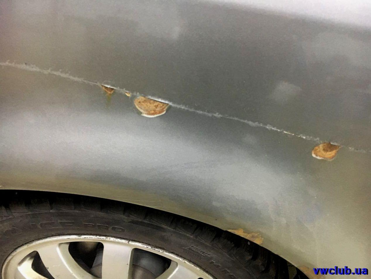 Как убрать глубокие сколы на машине