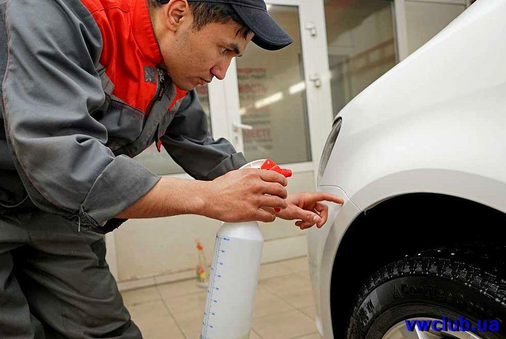 Как убрать смолу с машины